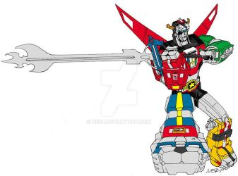 Voltron by nerp