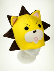 Bleach: Kon Hat by Bubblecat