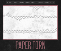 Paper Torn | PNG by sweetpoisonresources