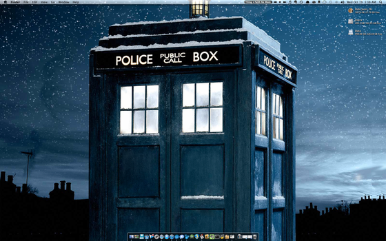 Tardis by sick2death