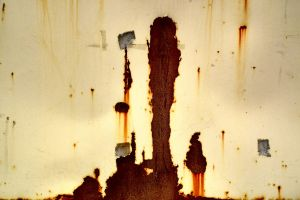Paint, Rust, Tape by Limited-Vision-Stock