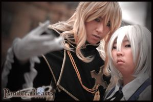 Pandora Hearts: Vincent Echo by twinklee
