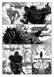 Thorn of hate - Dark Souls comic PAG 9 by thunderalchemist18