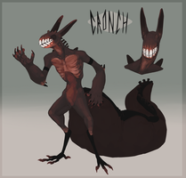 Cronch | Cypherus Grem Auction (CLOSED) by ToothlessEgo