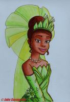 Tiana's Wedding by Fires-storm