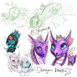 Dragon DOODLEZ