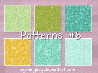 Patterns .6 Christmas Stuff by MyShinyBoy
