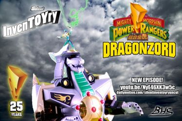 I Need Dragonzord Power, Now! by bhsdesk