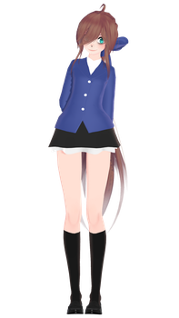 I'm your dead girl walkin by TheChibiYandere