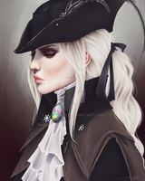 Lady Maria by goatrocket