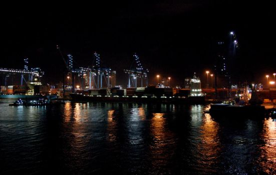 The Docks - Cartagena by N0XN0X