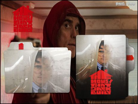 The House That Jack Built (2018) Folder Icon by OMiDH3RO