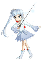 Weiss Schnee by Sweet-DaYo