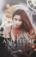 Wattpad Cover 06 | Of Claws and Teeth by lottesgraphics