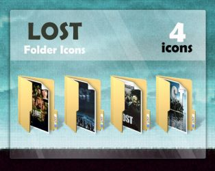 LOST Folder Icons by Walrick