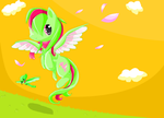 Humming feather by DespairGriffin