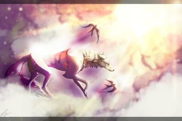The Swallows Will Guide Thy Steps by icyzappy