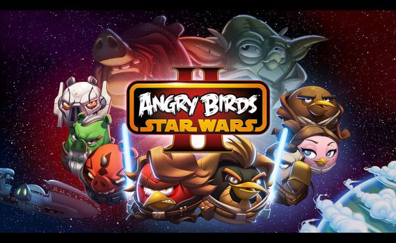 Angry Birds Star Wars 2 Splash Screen by Javas