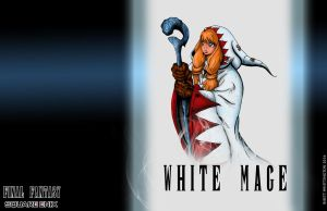 White Mage Character page by whittingtonrhett