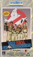 The New Real Ghostbusters VHS by OptimusPraino