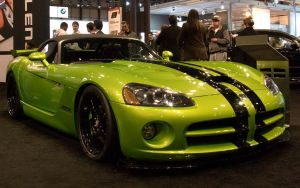 Dodge Viper SRT 10 by CiNycPhoto