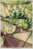 Stained Glass Forest by misterxz
