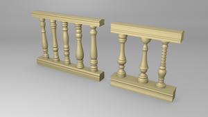 Balustrade by Marsovski