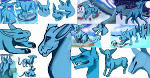 cerulean CP pack 2 by Dorosaury