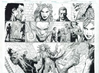 Artifacts - Issue 2 Page 16/17 by MichaelBroussard