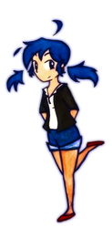LadyBug - Marinette by Ana-The-Unknown