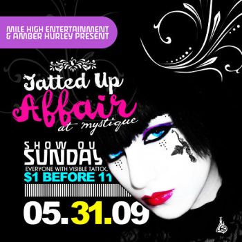 Tatted Up Affair by urbanswag