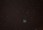 Dumbbell Nebula by VydorScope