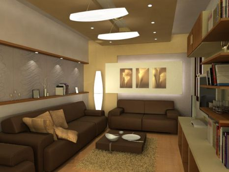 living room 1 by islam2008