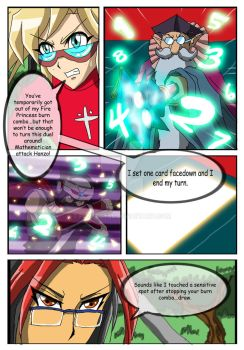 YGO Doujin Bonus Chapter - Wally's Agent - Page 16 by punkbot08