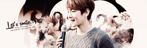 {Cover #35} Baek Hyun (EXO) by Larry1042k1