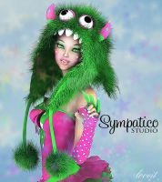 Monsterina Bundle by Loveit