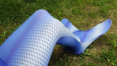 My First Mermaid Tail 5 by Tukanovs