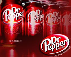 Dr Pepper by coverGX