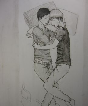 Jeanmarco Cuddles by AndroidButterfly
