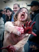 Marche des Zombies de Montreal by madlynx