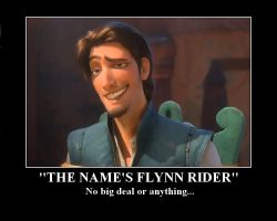 Flynn Rider by WrathObssesed