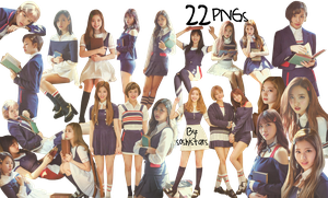 TWICE PNG Pack {SUPER PACK} Signal Photobook by soshistars