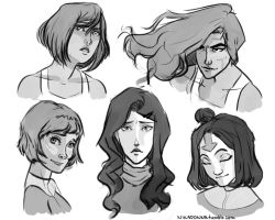 lok ladies by Nikadonna