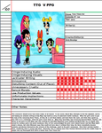 Animated Attrocities:  TTG V PPG by mewmewspike