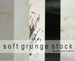 Soft Grunge Textures by laceratedwristsstock
