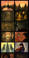 Rory and Orpheus Storyboard by against-the-law