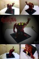 Demon Sculpture by Marcotonio-desu