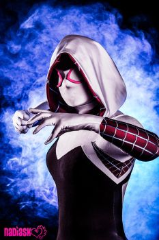 SpiderGwen by NadiaSK