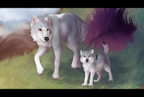 A Mother's Worry by Wildfire-Tama