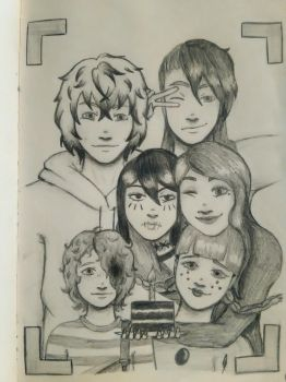 Happy Mono's Day!  by DrawsFromMyMind